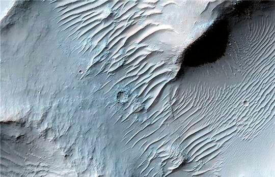 Dunes de Samara Valles