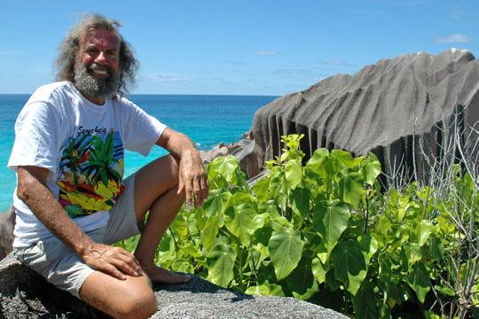 Antoine au paradis des Seychelles