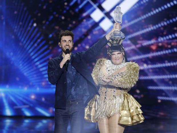 Les photos sexy et insolites de l'Eurovision 2019