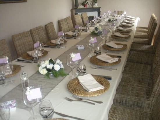 Le Grenadin  - notre salle pour vos repas -   © Le grenadin