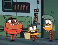 Les 3 Amigonautes : Amigo télé