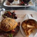 Plat : L' Essentiel  - Burger maison -