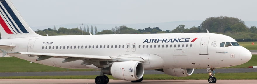 Grève Air France: 25% des vols annulés, les aéroports impactés le 23mars