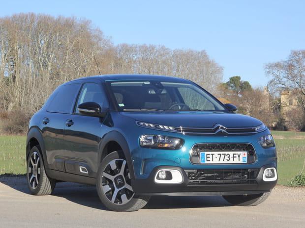 Essai Citroën C4Cactus: on change presque tout!