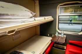 Comment parcourir la France et l'Europe à bord d'un train de nuit?