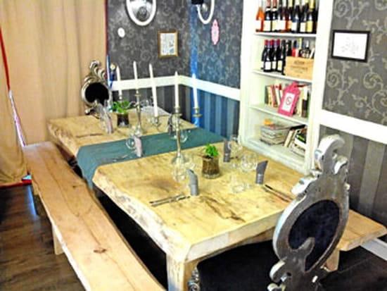 Cuisine Chic  - la table d'hôte ! -