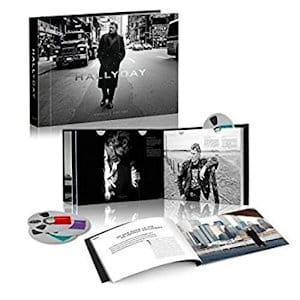 CD de Johnny Hallyday