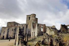 Oradour-sur-Glane: images d'unvillage figé dans laguerre