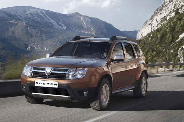 Dacia Duster : une belle occasion