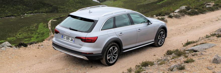 Essai Audi A4 Allroad : le break complet