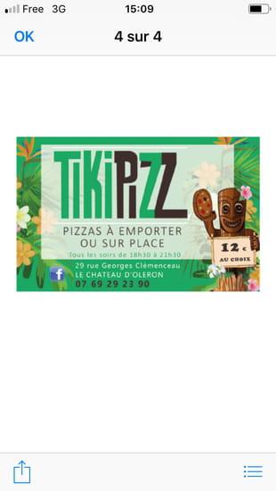 Tiki Pizza