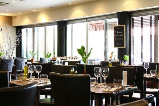La Brasserie  - La Brasserie Antibes -   © DPI Design