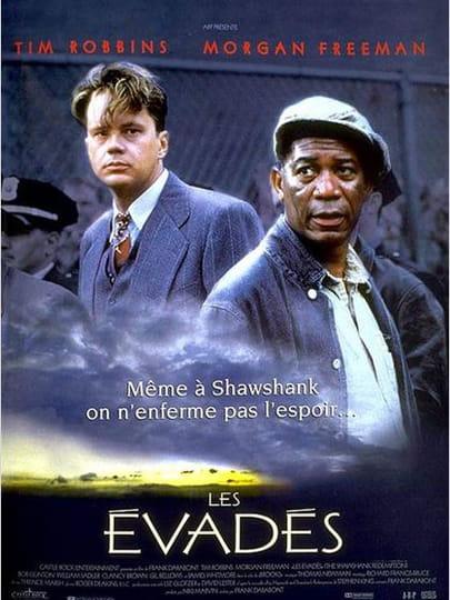 Les Evadés : le film avec Morgan Freeman est-il inspiré d'une ...
