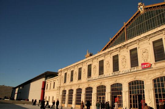 Gare Saint Charles