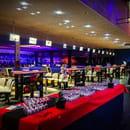 Restaurant : Restaurant du bowling du Stadium  - Buffet servi sur les pistes -   © Bowling Stadium