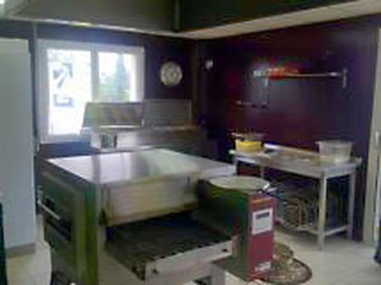 So pizz' - Pizzeria livraison & emporter  - Espace de travail -   © N.C