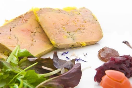 Les Templiers  - Foie-gras maison -