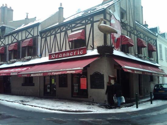 La Cigogne  - Restaurant La cigogne -   © François FUSCIEN