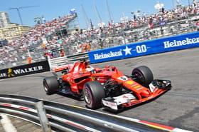 GP de MonacoF1: Vettel sacré devant Räikkönen [classement]