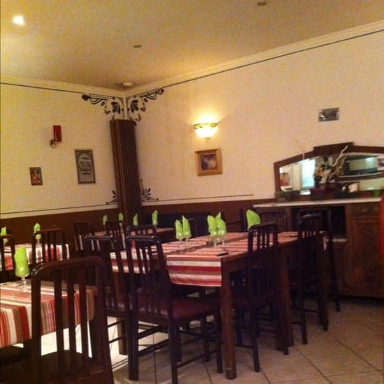 Restaurant : L'Arlequin