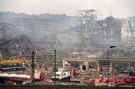 AZF à Toulouse: causes de l'explosion, images et vidéo de l'usine