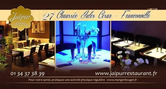 Restaurant : Jaipur  - LE JAIPUR -