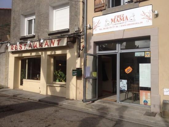 Restaurant : Chez Mama  - façade -