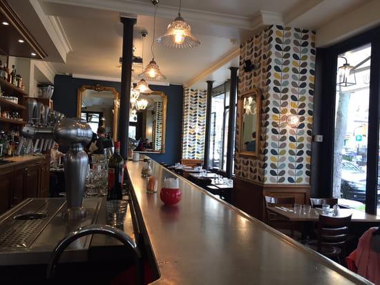 Restaurant : Les Ptits Gros Diderot  - Bar -   © NZ