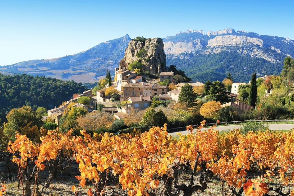 Au pays du Mont Ventoux