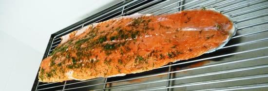 La Plaidoirie  - et un saumon a fumer, un! -