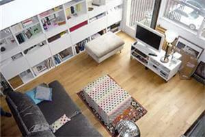 un atelier d 39 artiste proche du bois de vincennes paris. Black Bedroom Furniture Sets. Home Design Ideas