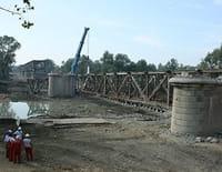 Megastructures : Démolition du pont de Piacenza
