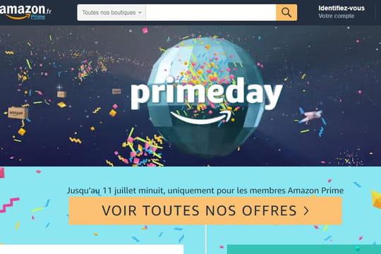 Amazon Prime Day2017: Amazon Prime gratuit et liste des bons plans
