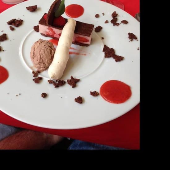 Dessert : Le Da Vinci