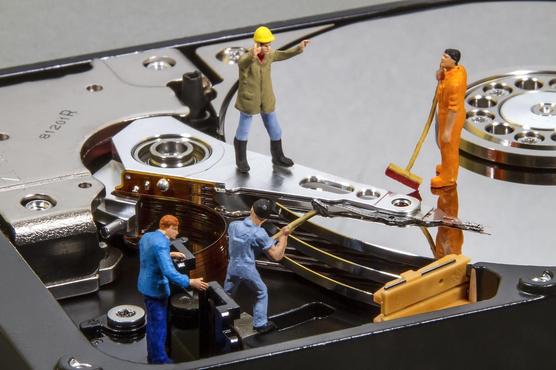 Comment nettoyer son disque dur de PC facilement?