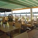 L'Astoria  - Le ponton au dessus de l'Hérault -