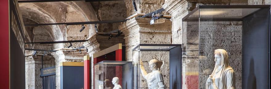 Muséeset monuments: ouverture le 19mai, avec des jauges réduites