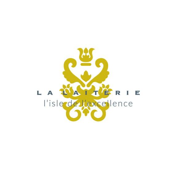 Restaurant : La Laiterie  - Logo -   © SM