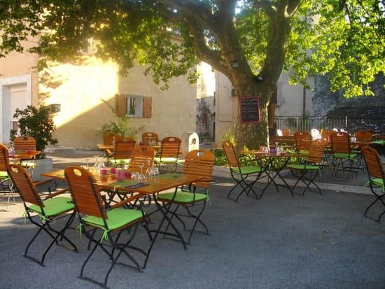 Restaurant la Cigale  - la terrasse -