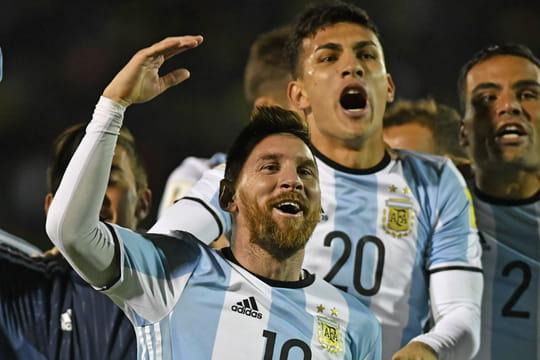 Equateur - Argentine: le résumé et les buts de Messi en vidéo
