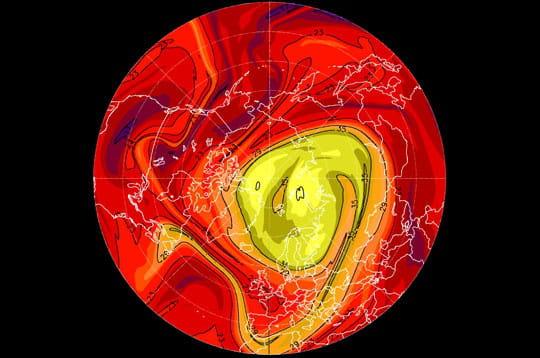 La balade de l'ozone