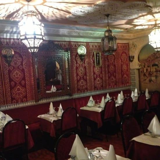 Restaurant : Le Palmier