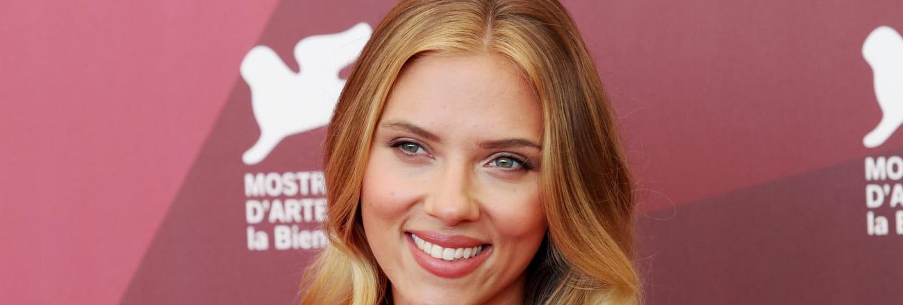 Ce que vous ne savez pas encore sur Scarlett Johansson