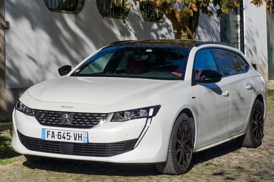 Peugeot 508: notre essai du break, que vaut la nouvelle 508SW?
