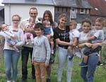 Au coeur des familles les plus nombreuses de France : 6 à 16 enfants à la maison