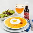 Brasserie l'Océan  - La spécialité locale : Le Welsh -
