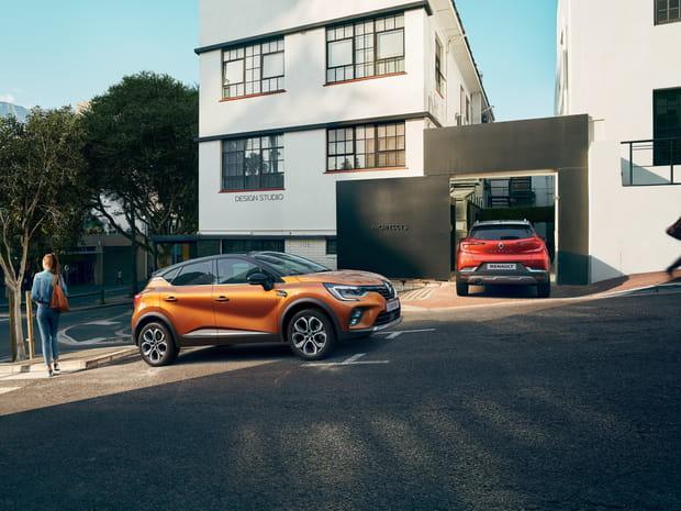 Le nouveau Renault Captur en images