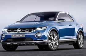 Volkswagen T-Roc: le nouveau SUV urbainarrive [photos, prix]