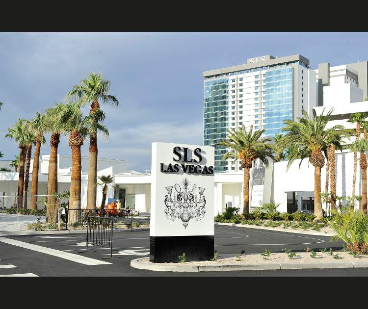 Le SLS Hotel, une nouvelle légende à Las Vegas