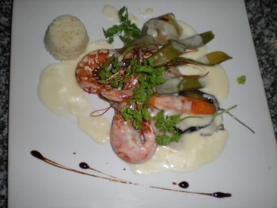 La Fête En Provence  - un plat -